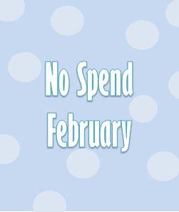 no spend february